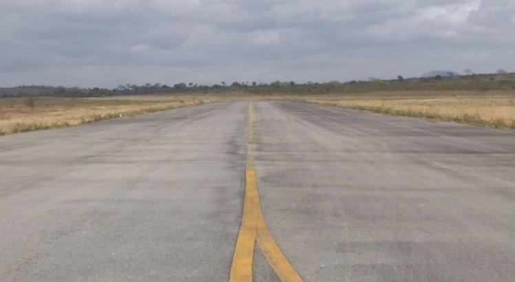 Aeroporto Oscar Laranjeira, em Caruaru está em fase de adequações