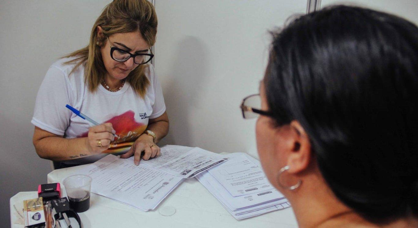 Machados recebe serviços para emissão gratuita de certidões