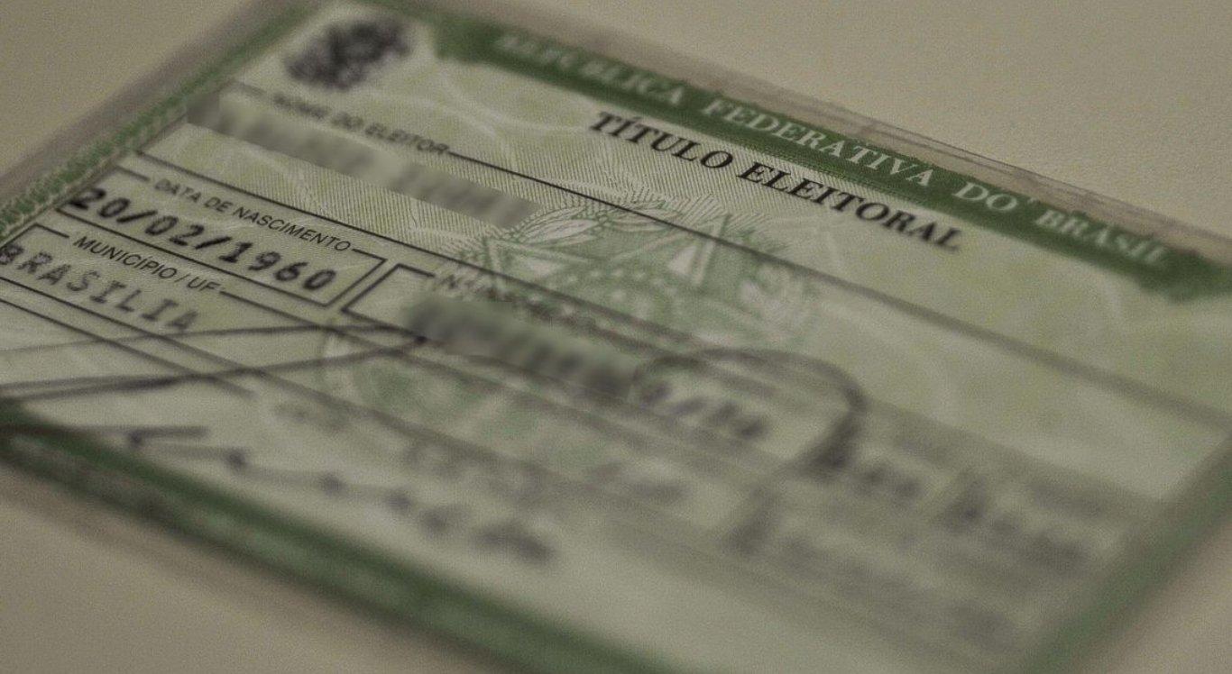 Eleitores com mais de 70 anos precisam fazer biometria