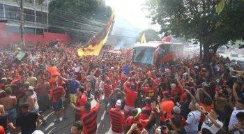 Reprodução/Rádio Torcida do Sport promete fazer festa do acesso no próximo domingo