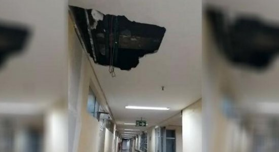 Após estalos no HGV, funcionários relatam trabalhar com medo