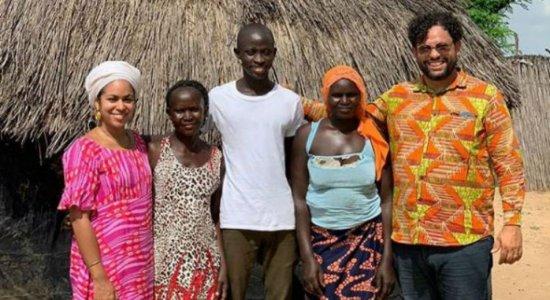Conheça o casal brasileiro que fundou instituição de capacitação profissional no Senegal