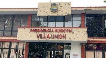 O tiroteio entre policiais e traficantes aconteceu na cidade de Villa Union, em Coahuila, no Norte do país