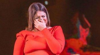 Marília Medonça está com oito meses de gravidez