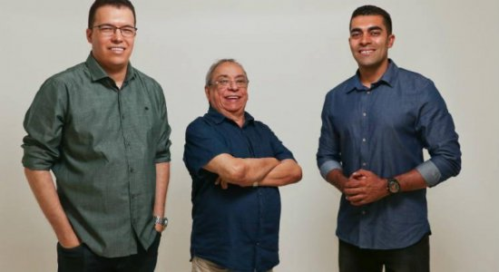 Alexandre Costa reforça elenco do Escrete de Ouro e da Rádio Jornal