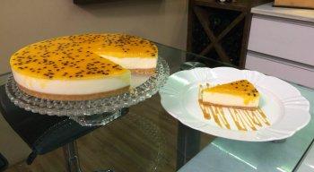 Cheesecake dos Apaixonados