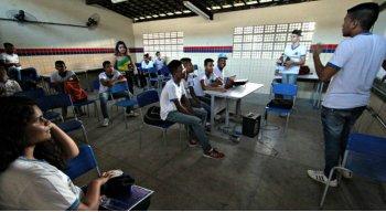 Atualmente, Pernambuco já conta com 412 escolas em tempo integral, a maior rede do País