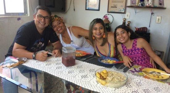 Chef Welington prepara Contrafilé aos Quatro Queijos em Piedade