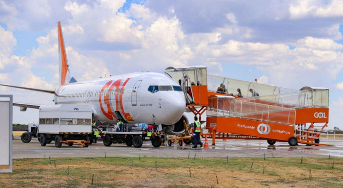 Petrolina atualmente tem dois voos diretos para Recife e São Paulo