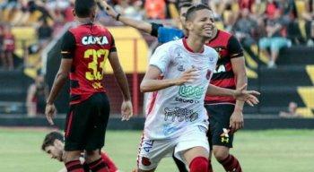 O atacante foi destaque do Flamengo de Arcoverde no Campeonato Pernambucano