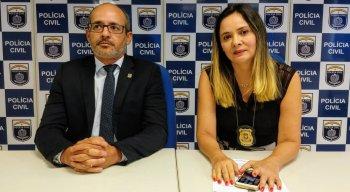 O carro de luxo clonado estava com o suspeito, que foi preso no bairro da Encruzilhada, no Recife