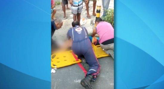 Homem morre e outro fica ferido após acidente no Cabo de Santo Agostinho