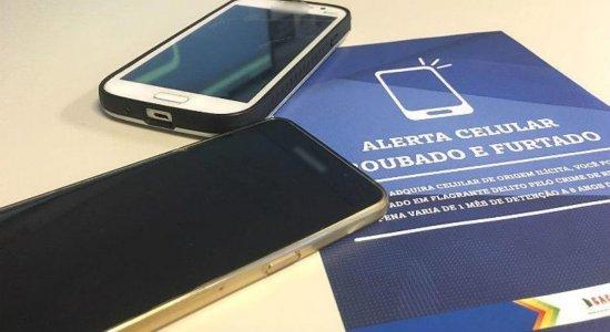 Programa Alerta Celular recupera centenas de celulares roubados