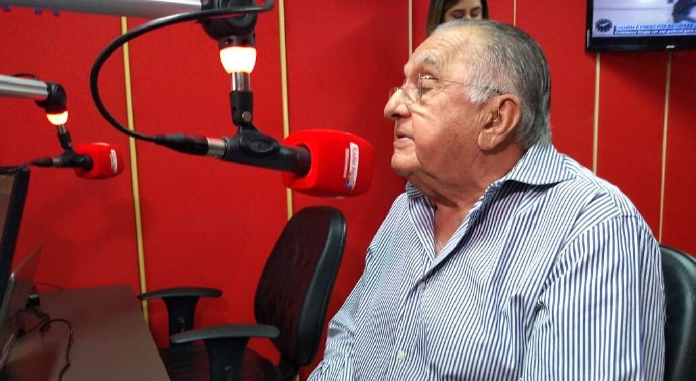 Na ocasião, João Carlos Paes Mendonça concedeu entrevista ao Programa Super Manhã