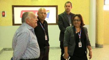 João Carlos Paes Mendonça participou do programa de rádio Super Manhã, em Pesqueira