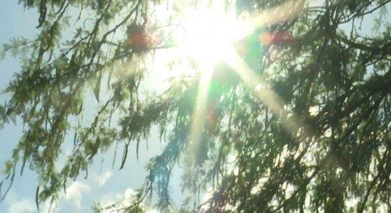 Verão ainda nem começou e as cidades da região já registram altas temperaturas