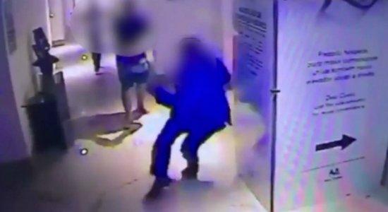 Psicólogo que agrediu ex-esposa e atirou em funcionários de hotel é preso