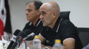 Itamar Schulle citou o caso do atacante Leandro Damião, que foi seu atleta