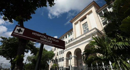 Dois blocos do Hospital Getúlio Vargas são liberados