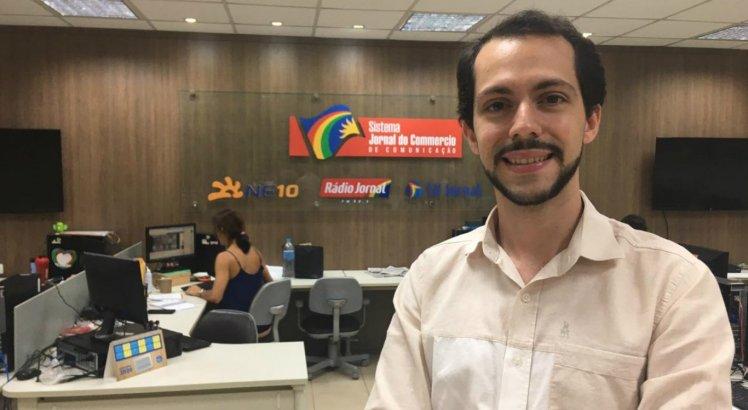 Diretor do programa/ Denis Cavalcanti
