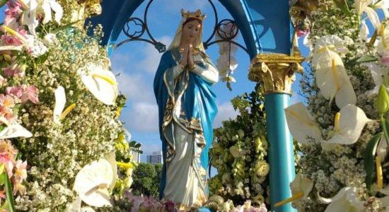 Saiba o que abre e fecha no dia 8 de dezembro, feriado de Nossa Senhora da Conceição no Recife