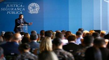 O ministro discursou durante seminário pelo Dia Internacional Contra a Corrupção