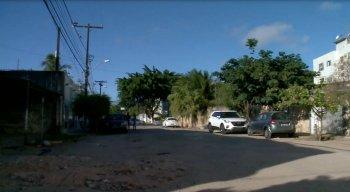 Rua Camboim, no bairro de Boa Viagem, na Zona Sul do Recife