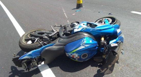 Homem morreu em acidente em Palmares