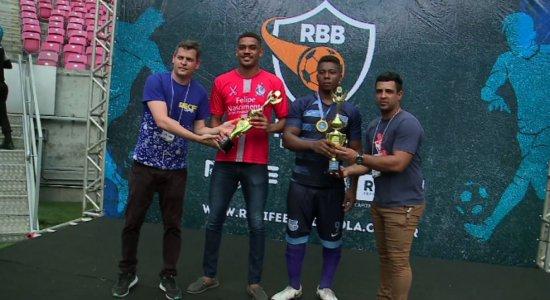 Estrela do Norte é bicampeão na categoria aberto do Recife Bom de Bola