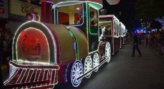 Magia do Natal de Garanhuns destaca caráter social da festa