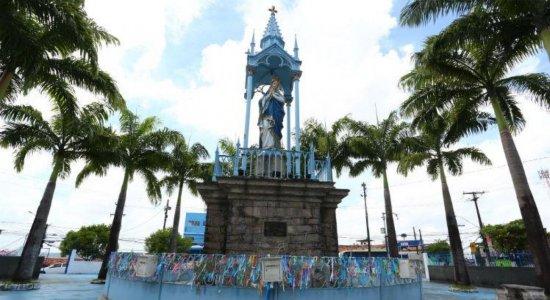 O valor de R$ 80 mil da Paróquia Nossa Senhora da Conceição foi levado do frater