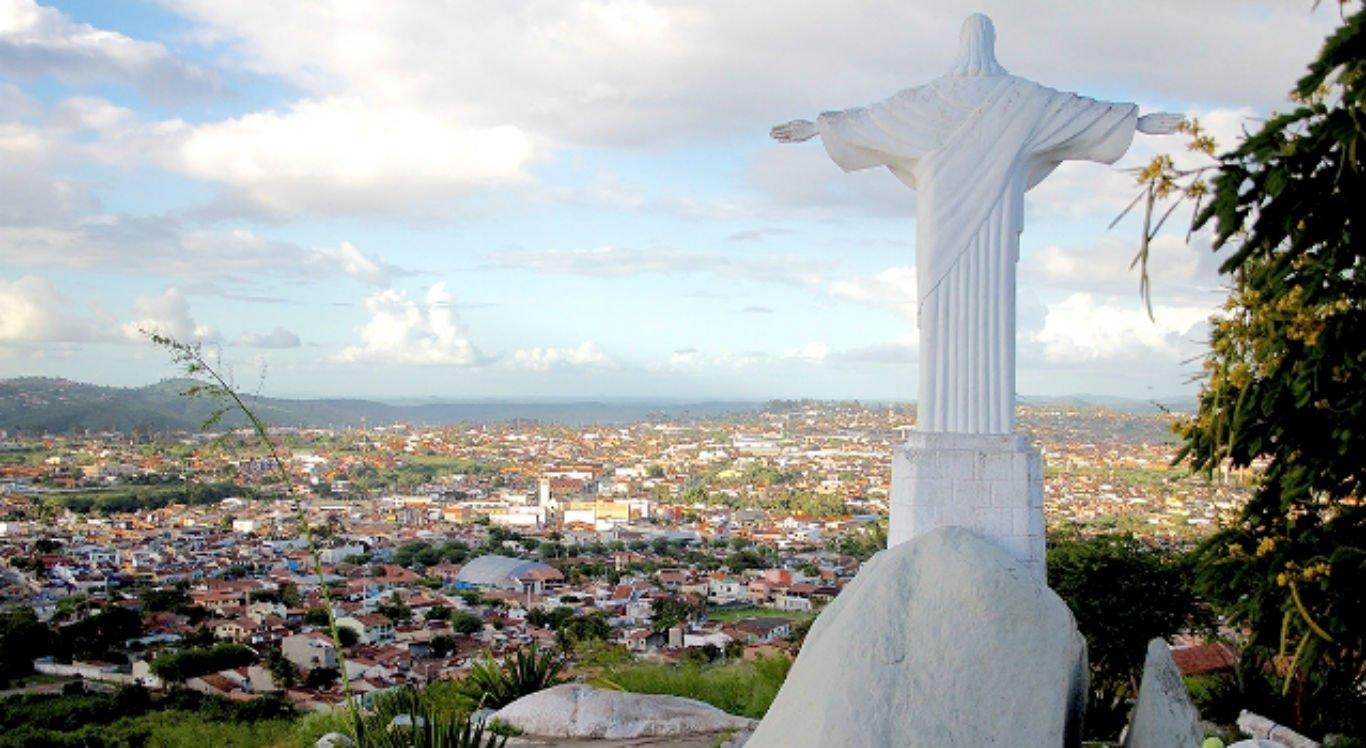 Cidade de Gravatá fica a cerca de 80 quilômetros do Recife
