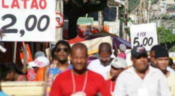 Os ambulantes precisam se cadastrar para trabalhar no carnaval