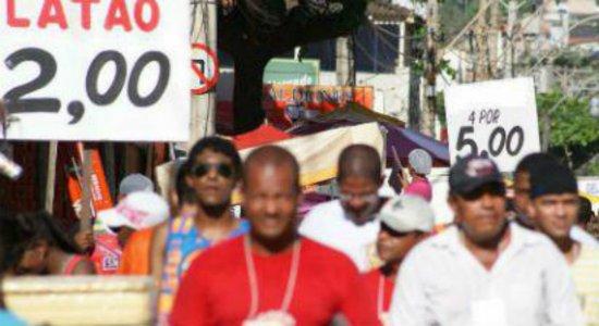 SDS muda processo de inscrição para ambulantes no carnaval 2020