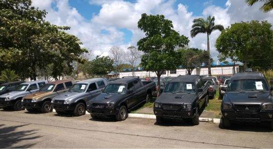 Polícia Federal realiza leilão de carros; saiba como participar