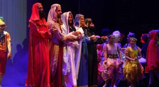 Parque da Macaxeira recebe espetáculo Natal para Sempre