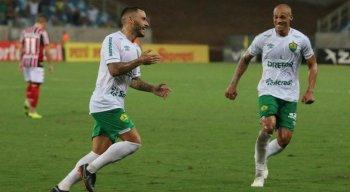 Jean Patrick marcou seis gols com a camisa do Cuiabá
