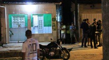 A vítima foi identificada comoJoão Jacinto Bastos de Souza, de 46 anos.