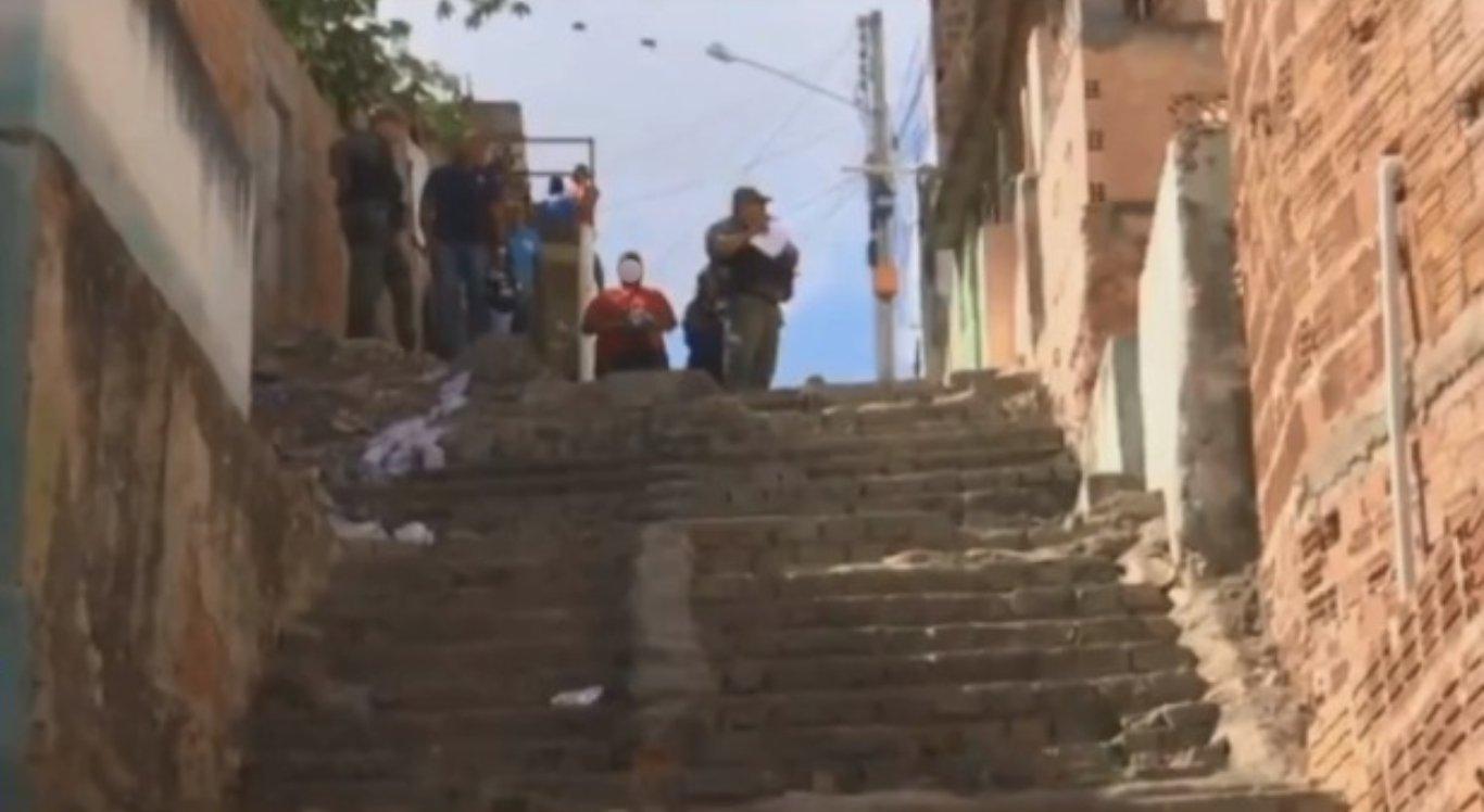 Suspeito de matar homem em Caruaru é preso