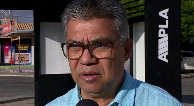 Secretário executivo da AMMPLA José Carlos