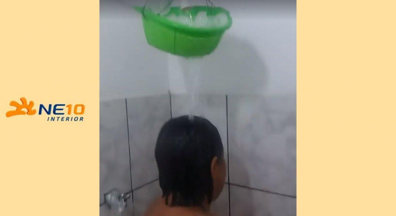 Em um dia muito quente, a empresária decidiu inovar na ideia