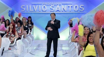 Silvio Santos é considerado um dos principais apresentadores da história da televisão