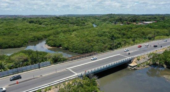 Ponte do Janga: inauguração oficial será nesta sexta-feira, após quatro anos em obras