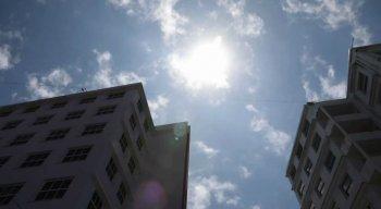 Moradores do Recife vem sofrendo com o calor