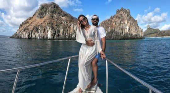 Sorocaba e a noiva Biah Rodrigues anunciam gravidez após pedido de casamento super romântico