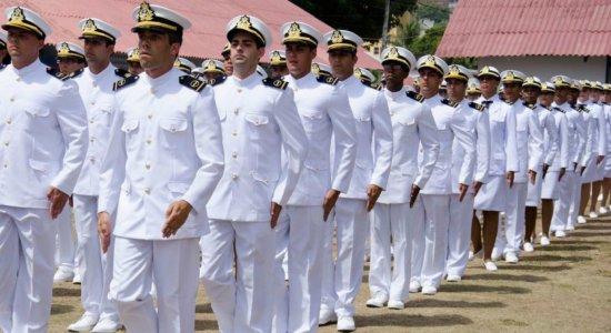 Inscrições para seleção da Marinha encerram neste domingo