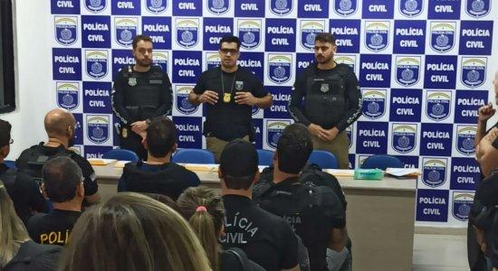Operação Fúrias busca prender organização criminosa ligada a milícia em Caruaru