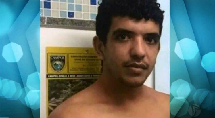 Maurício Fagner Freitas de Andrade, de 27 anos, estava na casa do pai