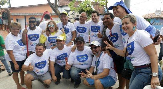 Mais Vida dos Morros promove ações em comunidades do Recife