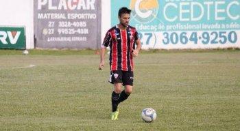 Diego Noronha, de 27 anos, é meia-atacante